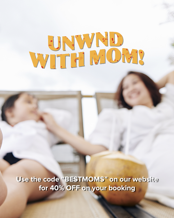 Mother's Day Promo - UNWND Lux Hostel